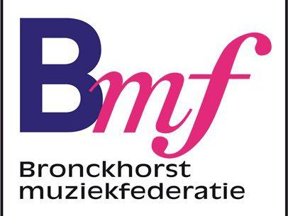 logo Bmf Bronckhorst muziekfederatie